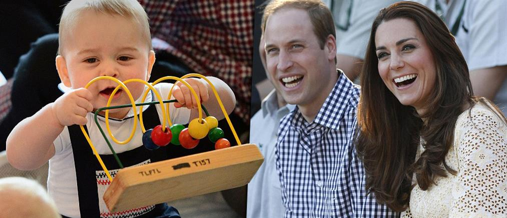 Ουίλιαμ και Κέιτ: Τον Απρίλιο το δεύτερο «βασιλικό μωρό»