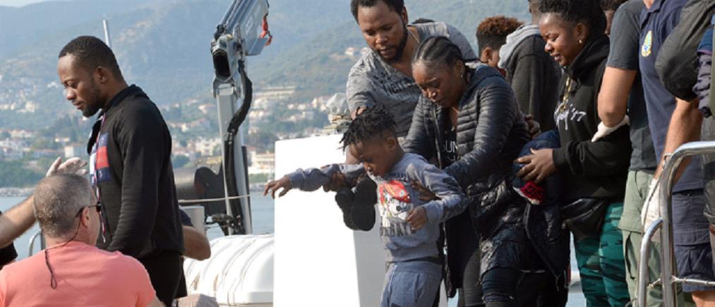 Τραγωδία στη Λέσβο: πολύνεκρο ναυάγιο με μετανάστες (βίντεο)