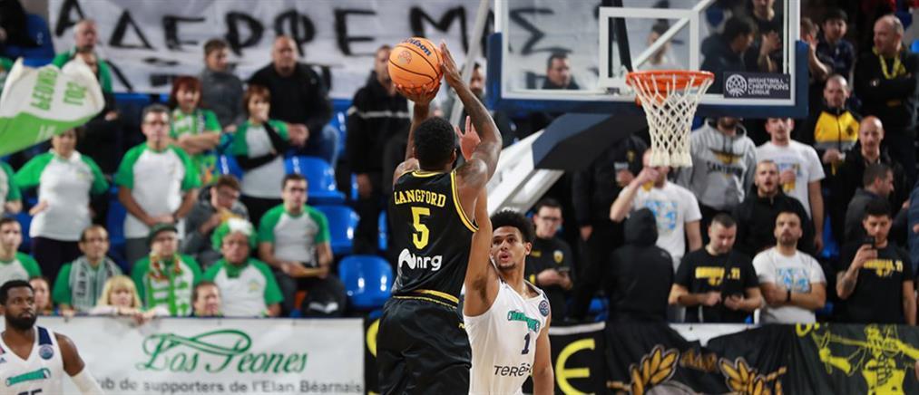 Basketball Champions League: Εύκολο βράδυ είχε η ΑΕΚ στην έδρα της Ορτέζ