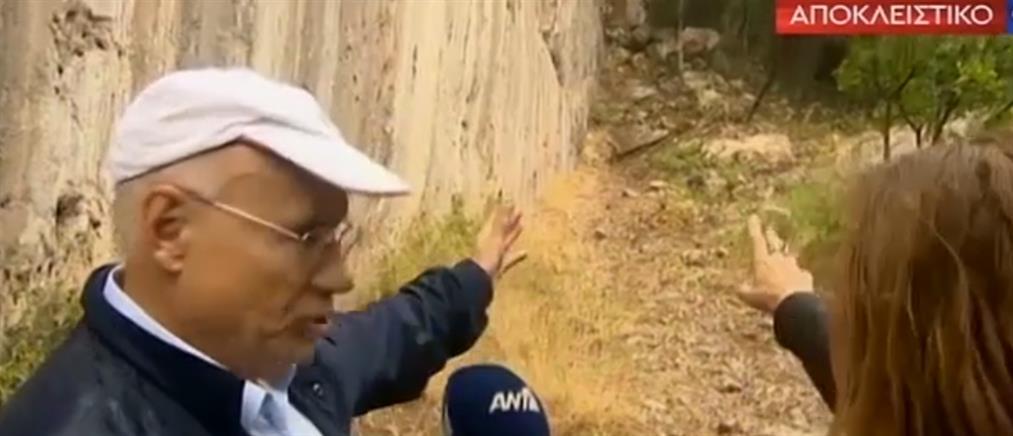 Παπαδόπουλος στον ΑΝΤ1: το ρήγμα της Πάρνηθας θα δώσει κι άλλους μεγάλους σεισμούς (βίντεο)