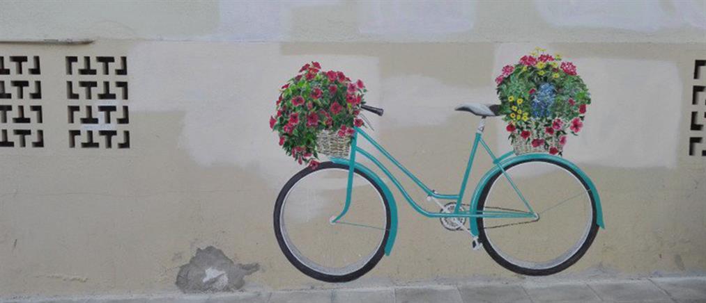 """Μια γειτονιά """"ζωγραφιά"""" στα Χανιά της Κρήτης (φωτογραφίες)"""