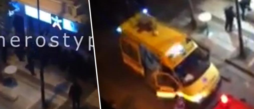 Βίντεο ντοκουμέντο από την δολοφονία στο Μοσχάτο