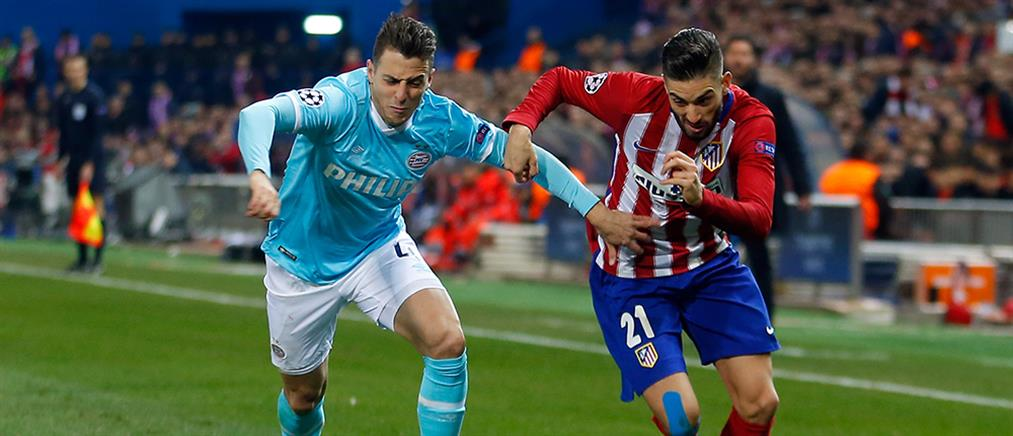 Champions League: Πρόκριση θρίλερ για την Ατλέτικο Μαδρίτης