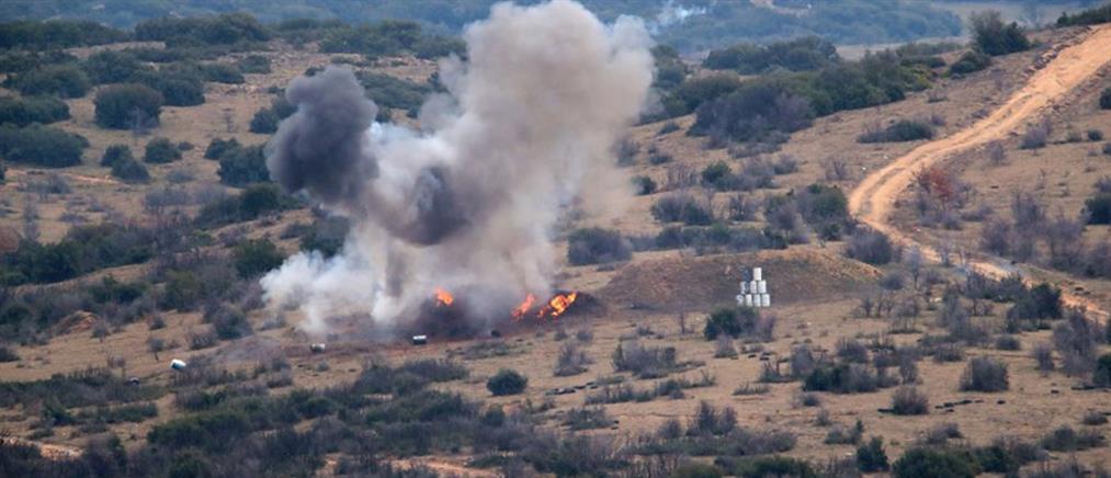 Βόλος: Βλήμα από στρατιωτική άσκηση σκότωσε πρόβατα (βίντεο)