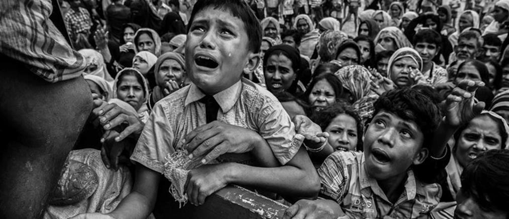 UNICEF: οι κορυφαίες φωτογραφίες της χρονιάς έχουν θέμα το Προσφυγικό