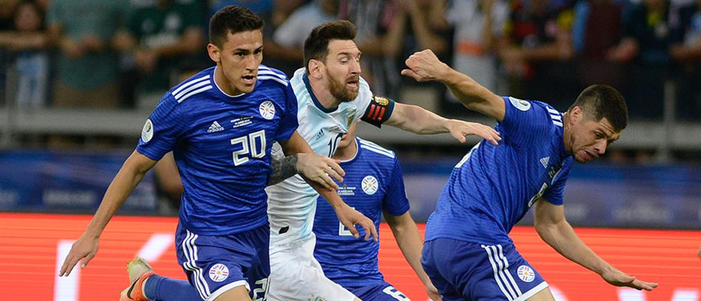 Copa America: ούτε τώρα… η Αργεντινή