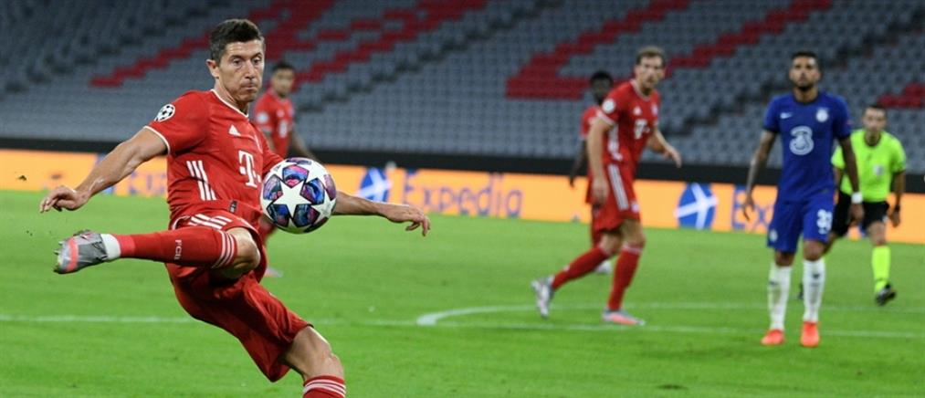 Champions League: στο Final-8 η Μπάγερν με διπλή ήττα της Τσέλσι