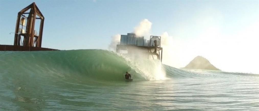 Surf Lakes: Η μεγαλύτερη πισίνα στον κόσμο με... κύματα για σέρφινγκ (βίντεο)