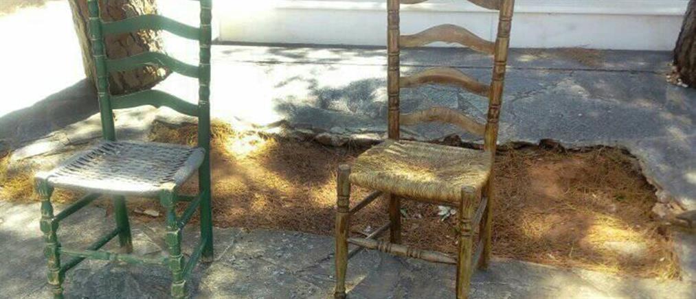 Μάτι: Η μακάβρια ανακάλυψη στο κοιμητήριο (εικόνες)
