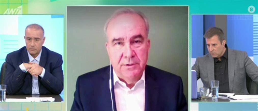 Παπαθανάσης στον ΑΝΤ1: δεν θα ανεχθούμε φαινόμενα αισχροκέρδειας (βίντεο)