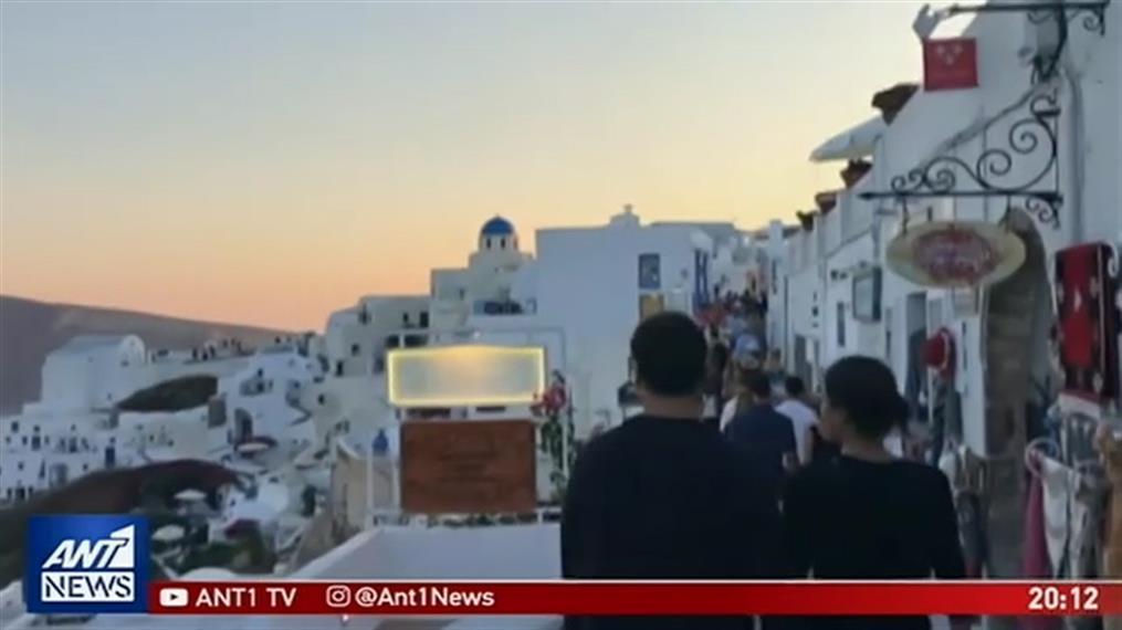 Οι τουρίστες ήρθαν στην Ελλάδα φέτος για να… ξοδέψουν