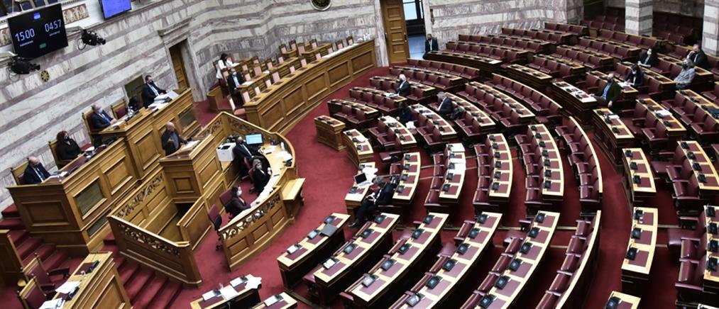 Μείωση ασφαλιστικών εισφορών: ΣΥΡΙΖΑ και ΚΚΕ καταψήφισαν τη ρύθμιση