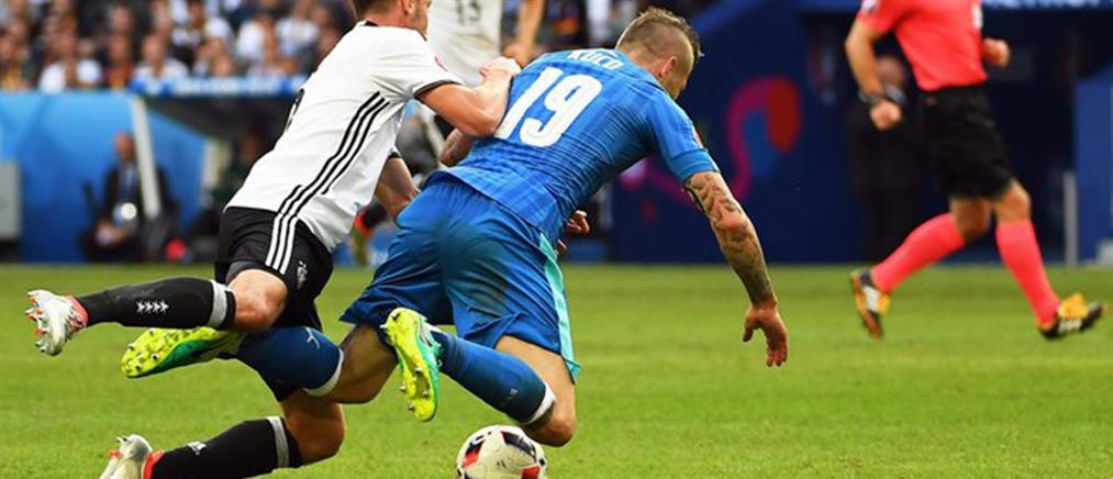 "Euro 2016: Με επίδειξη δύναμης στους ""8"" η Γερμανία"