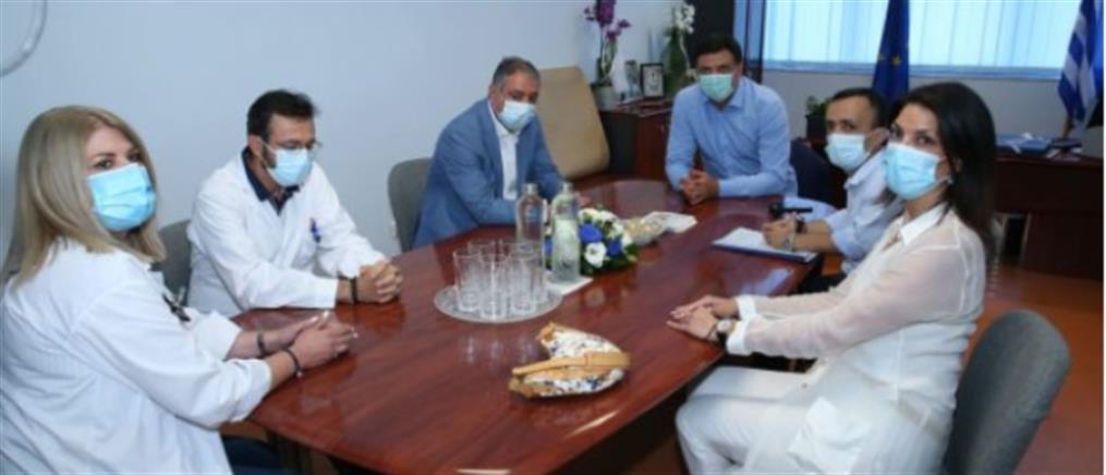 Κορονοϊός - νοσοκομείο Κέρκυρας: Νέος μοριακός αναλυτής για 400 τεστ ημερησίως