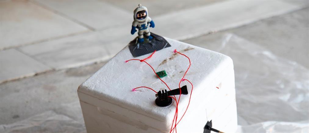 Cretan Astronaut: ο Μανούσος για δεύτερη φορά στο διάστημα (εικόνες)