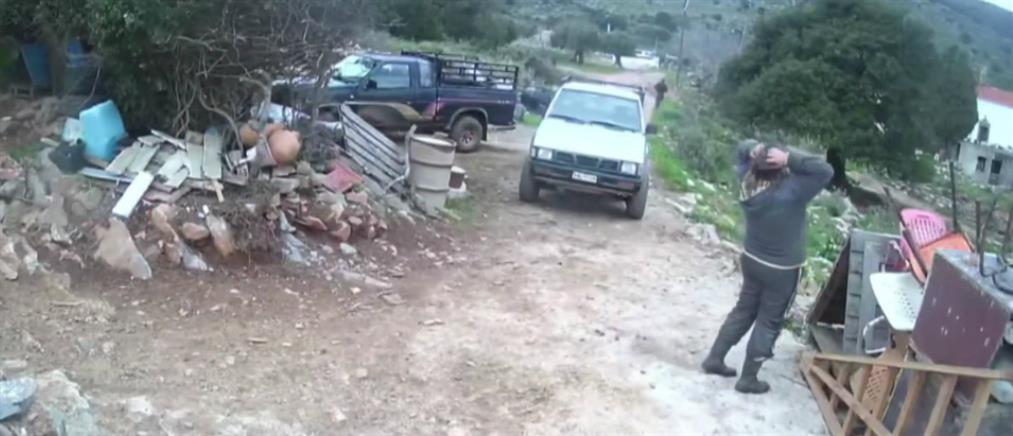 Ξεσπά μέσω ΑΝΤ1 η κόρη του θύματος στο Λασίθι (βίντεο)