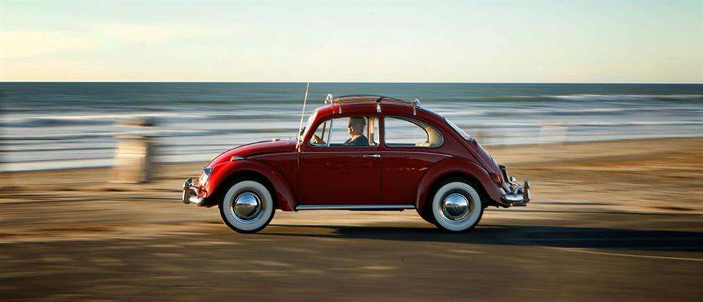"""Τίτλοι τέλους για το θρυλικό """"κατσαριδάκι"""" της Volkswagen (εικόνες)"""