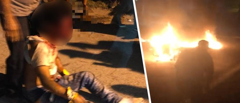 Λίντσαραν και έκαψαν ζωντανούς δύο νέους στην Γουατεμάλα (σκληρές εικόνες)