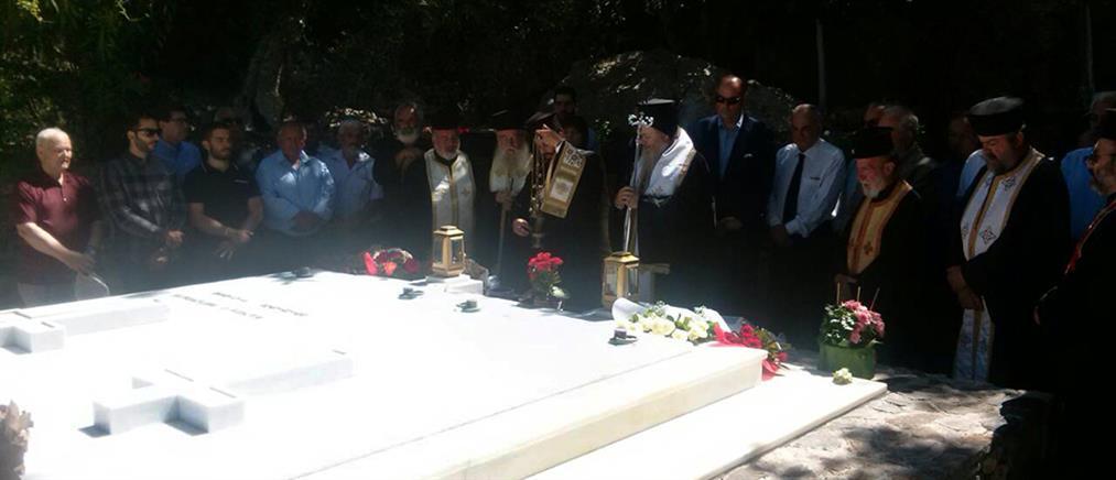 Μνημόσυνο στα Χανιά για τον Κωνσταντίνο Μητσοτάκη