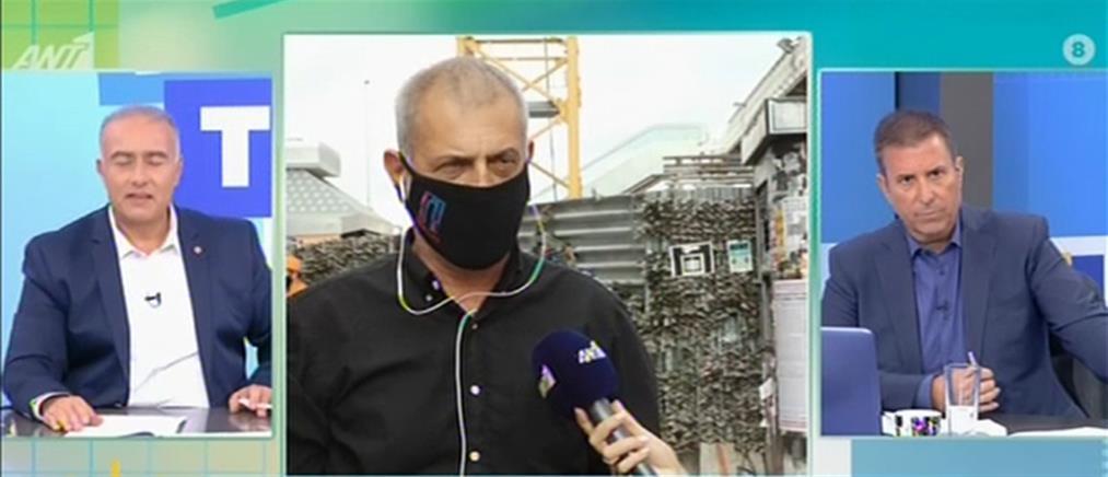 Ο Δήμος Πειραιά μοιράζει μάσκες στους πολίτες