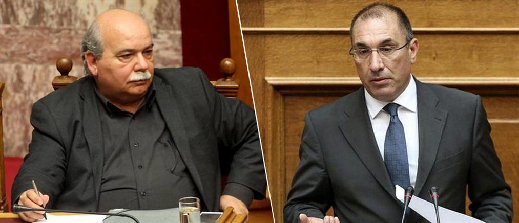 Παραιτήθηκε από το Προεδρείο της Βουλής ο Δημήτρης Καμμένος