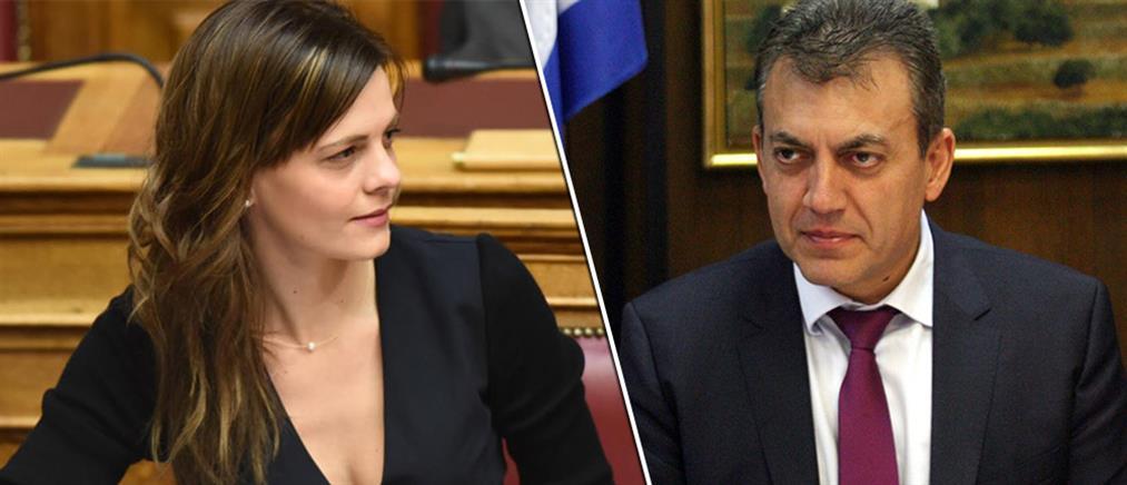 Αχτσιόγλου: ο Βρούτσης καλλιεργεί ψευδή εικόνα για την Κυβέρνηση του ΣΥΡΙΖΑ