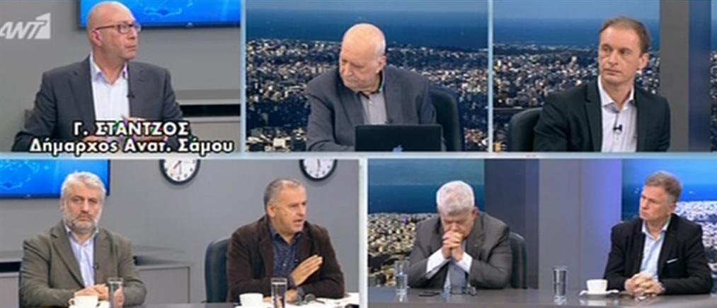 Στάντζος στον ΑΝΤ1: Δεν είμαστε σε αναμέτρηση, χρειάζεται ενότητα (βίντεο)