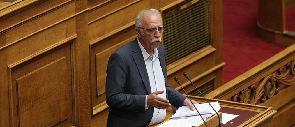 Βίτσας: Δεν μπορεί η Ελλάδα να γίνει αποθήκη ψυχών επί χρήμασι