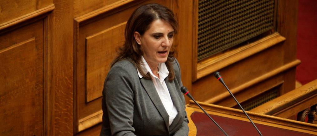 Ολυμπία Τελιγιορίδου: Η νέα υφυπουργός Αγροτικής Ανάπτυξης και Τροφίμων