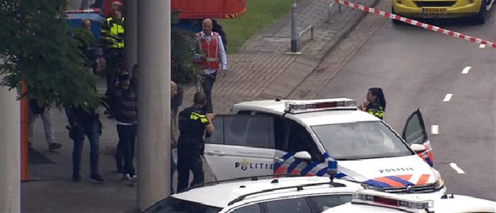 Θρίλερ με ομηρία στην Ολλανδία