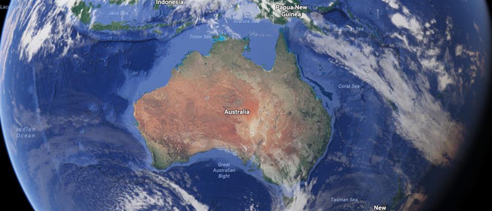 Η Αυστραλία θα… μετακινηθεί βορειότερα