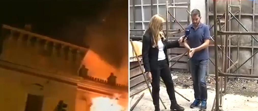 """Αποκλειστικό: Ο ΑΝΤ1 μέσα στους κινηματογράφους """"Αττικόν"""" και """"Απόλλων"""" (βίντεο)"""