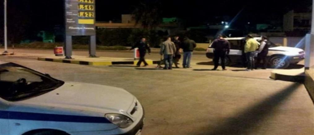 Ένοπλη ληστεία σε βενζινάδικο