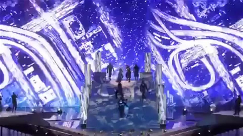 Eurovision: το μήνυμα ειρήνης που έστειλε η Μαντόνα