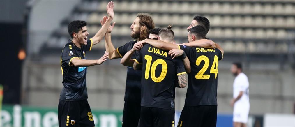 Europa League: η Ελλάδα πιο κοντά στην 16η θέση της UEFA