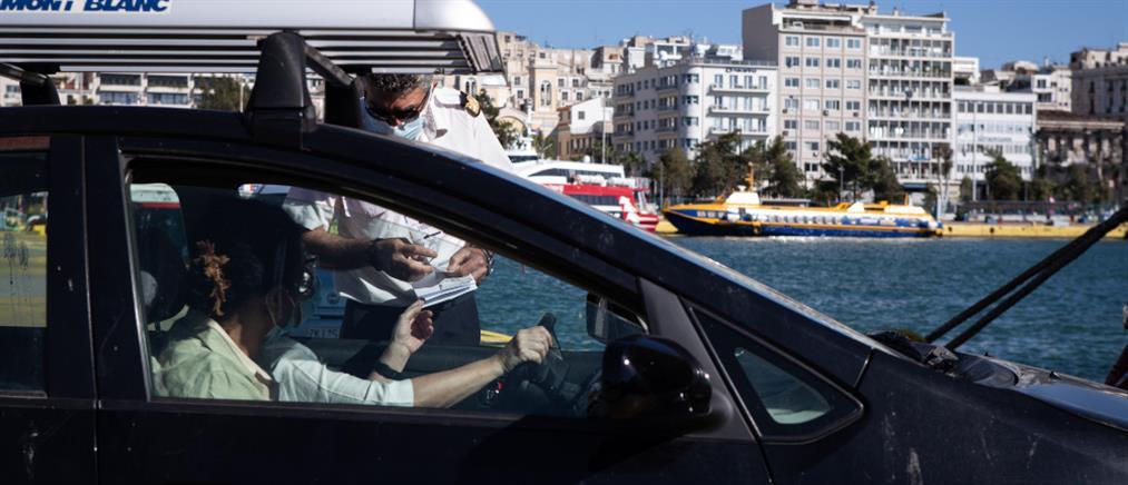 Πλακιωτάκης: Συνεχείς έλεγχοι στα λιμάνια και τα πλοία