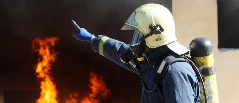 Τραγωδία από φωτιά στην Νέα Ιωνία