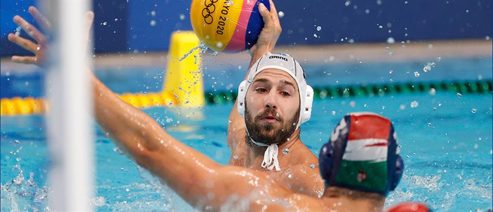 Ολυμπιακοί Αγώνες - Πόλο: Στον τελικό η Ελλάδα