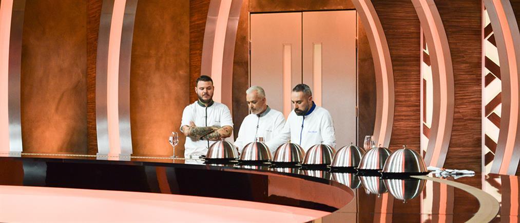 """Game Of Chefs"": 2η δοκιμασία αποχώρησης την Πέμπτη (εικόνες)"