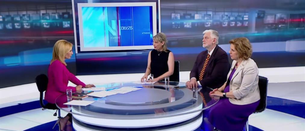 Εκλογές 2019: Παπακώστα, Λοβέρδος, Χριστοφιλοπούλου στον ΑΝΤ1