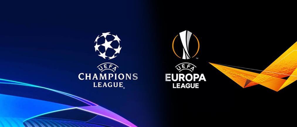 UEFA: ακόμη και Final 8 στο Champions League και Europa League