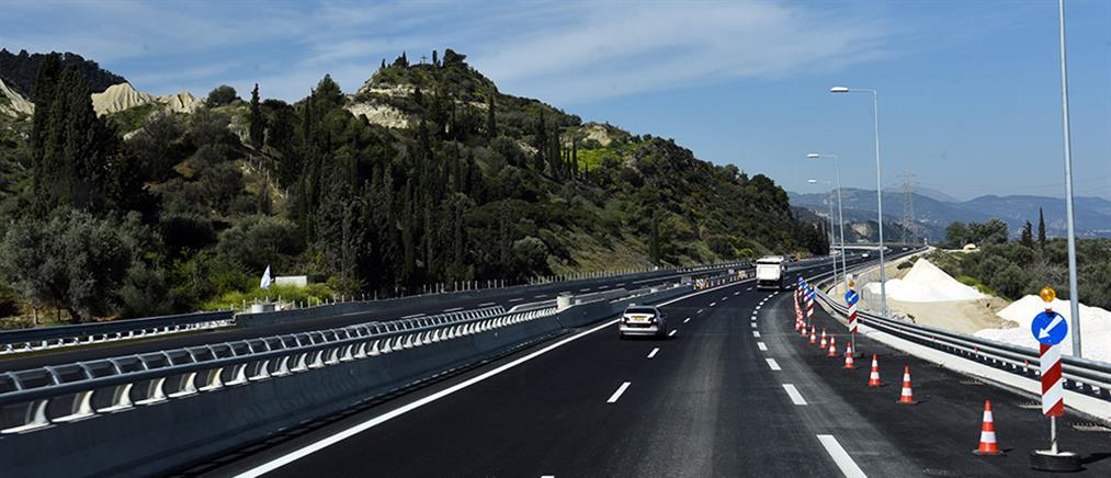 Διακοπή της κυκλοφορίας στην Αθηνών – Κορίνθου