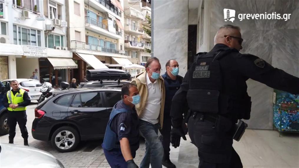 Γρεβενά: Ο παιδεραστής του Ρεθύμνου στον εισαγγελέα