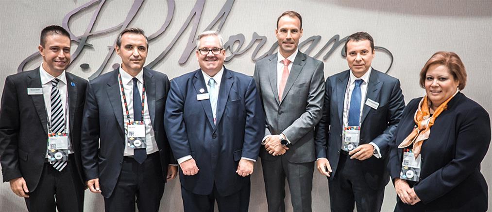 Eurobank: Η πρώτη ελληνική τράπεζα μέλος του Interbank Information Network® της J.P. Morgan