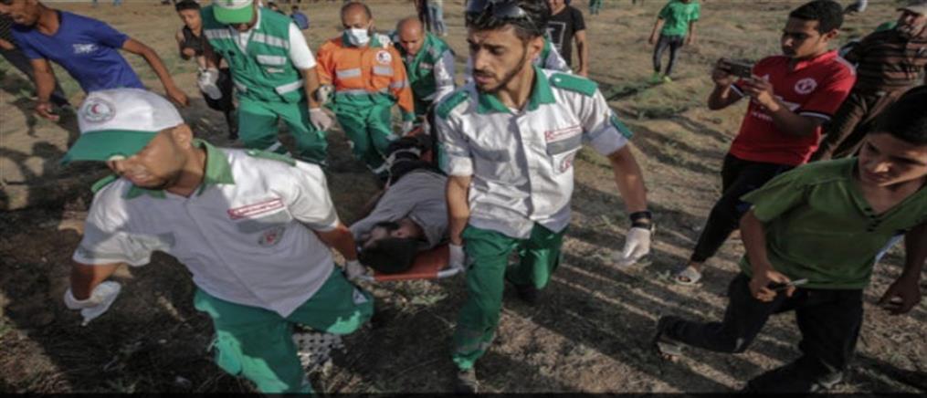 Δεκατετράχρονος Παλαιστίνιος έπεσε νεκρός από πυρά Ισραηλινών στη λωρίδα της Γάζας
