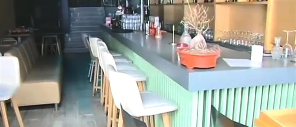 """Κορονοϊός: Γρίφος η """"επόμενη ημέρα"""" σε καφετέριες και νυχτερινά κέντρα (βίντεο)"""