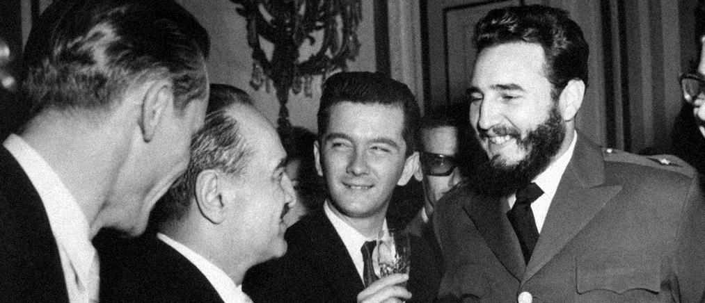 """Πέθανε το """"δεξί χέρι"""" του Φιντέλ Κάστρο"""