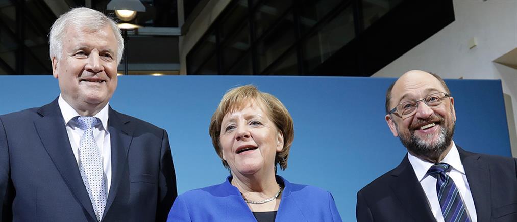 Συμφωνία για κυβέρνηση στη Γερμανία