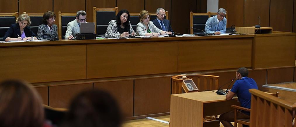 Δίκη Χρυσής Αυγής: Τι έδειξε το στίγμα του κινητού του Ρουπακιά