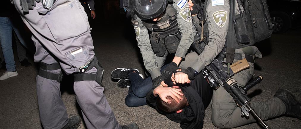 Ιερουσαλήμ: Συγκρούσεις για την έξωση Παλαιστίνιων από τα σπίτια τους (εικόνες)